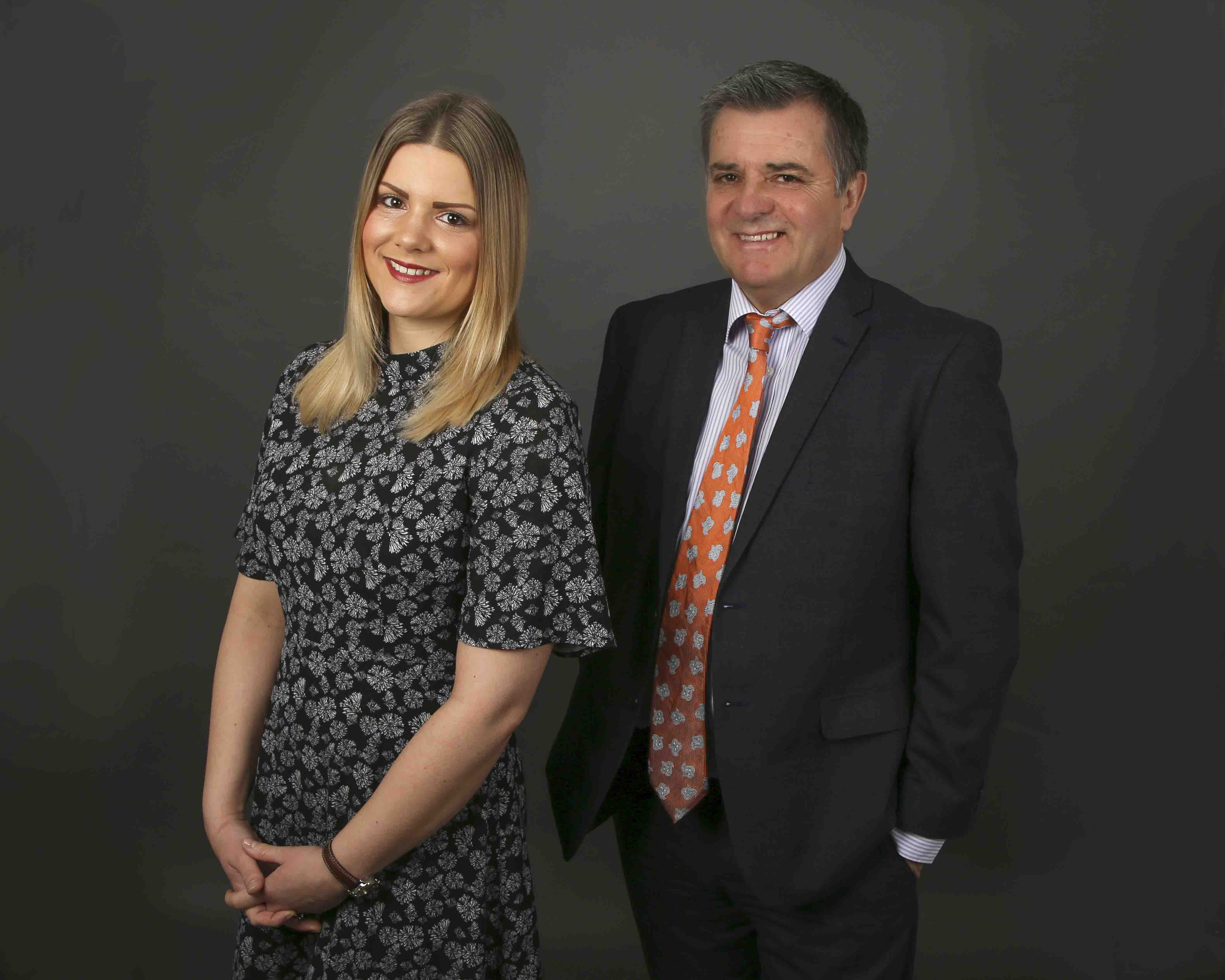 Nigel and Lydia. Nigel French & Associates Ltd